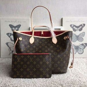 Louis Vuitton Neverfull Bag Check Description
